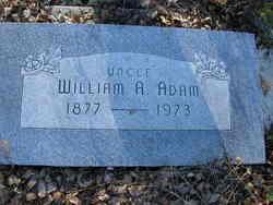 William A. Adam