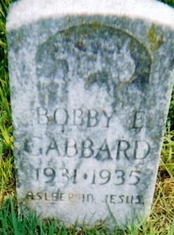 Bobby E. Gabbard