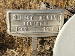 Ernest Alvin Coulter