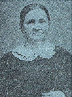 Elizabeth <i>Harden</i> Bollman