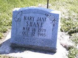 Mary Jane <i>Ferrara Godsil</i> Shane
