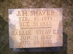 J H Shaver