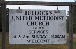 Bullocks United Methodist Church Cemetery