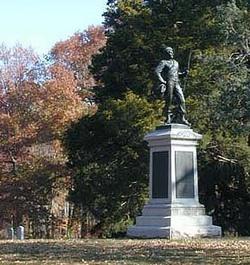 University of Virginia Cemetery and Columbarium