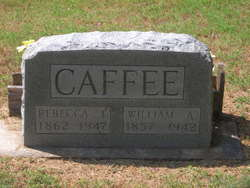 Rebecca Tennessee Aunt Tenny <i>Grimsley</i> Caffee