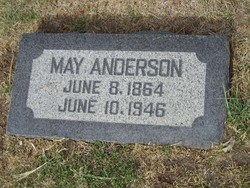 Mary (May) Jane Anderson