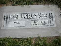 Paul Edgar Hanson