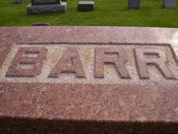Rachel A <i>Hume</i> Barr
