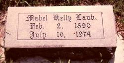 Mabel Anna <i>Kelly</i> Laub
