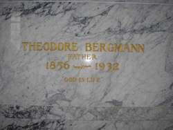 Theodore F. Bergmann