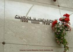 Charles H Jackson