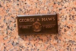 Col George Alexander Haws