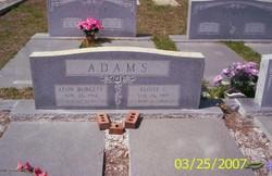 Leon Burgess Adams