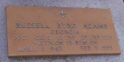 Russell Byrd Adams