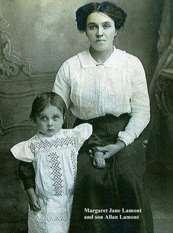 Margaret Jane <i>Lamont</i> McLean