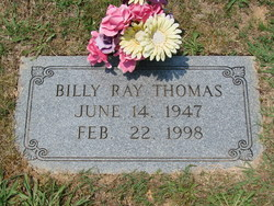 Billy Ray Thomas