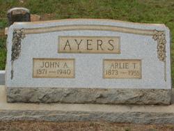 John A. Ayers