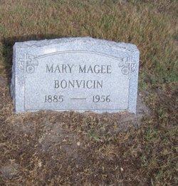 Mary <i>Magee</i> Bonvicin