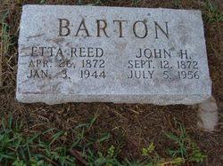Etta <i>Reed</i> Barton