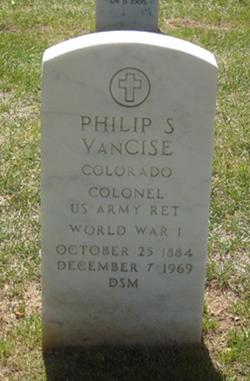 Philip S. Van Cise