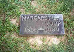 Margaret Lenore <i>Leech</i> Roop