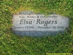 Elsa <i>Longoria</i> Rogers