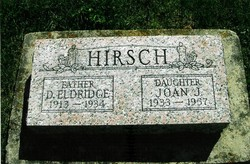 David Eldridge Hirsch