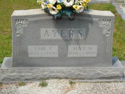 Earl Pelham Ayers, Sr