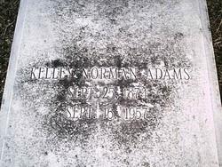 Kelley Norman Adams