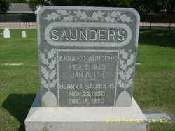 Henry F. Saunders