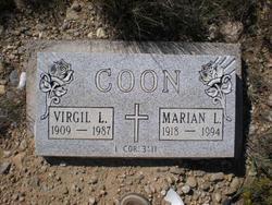 Marian Lila <i>Hughes</i> Coon