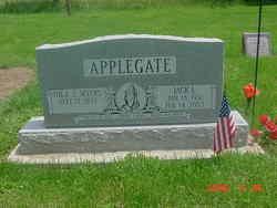 Jack Lloyd Applegate