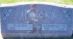 Raymond Arickx, Sr