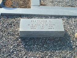 Fletcher G Cain