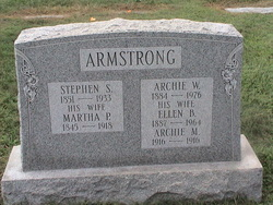 Archie William Armstrong