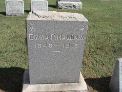 Emma <i>Peoples</i> Naudain