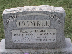 Elva E <i>Gregg</i> Trimble