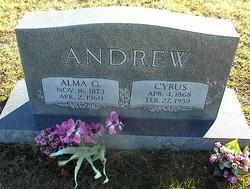 Alma G. Andrew