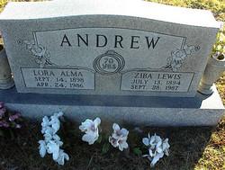 Lora Alma <i>Rhodes</i> Andrew