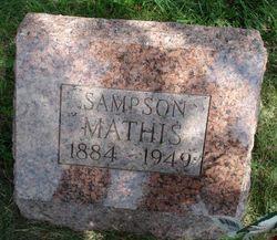 Sampson Mathis