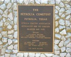 Petrolia Cemetery