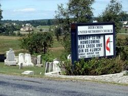 Deer Creek United Methodist Church Cemetery