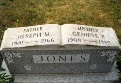 Joseph Morgan Jones