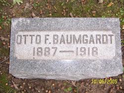 Otto F Baumgardt