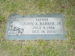 John A. Barber, Jr
