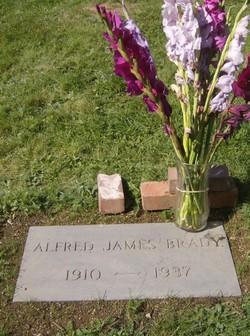 Alfred James Brady