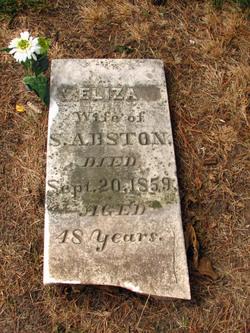 Eliza <i>Ling</i> Abston