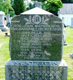 John A. Matson