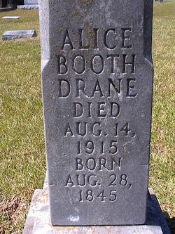 Alice <i>Booth</i> Drane
