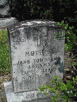 Jane Townsend Abrams